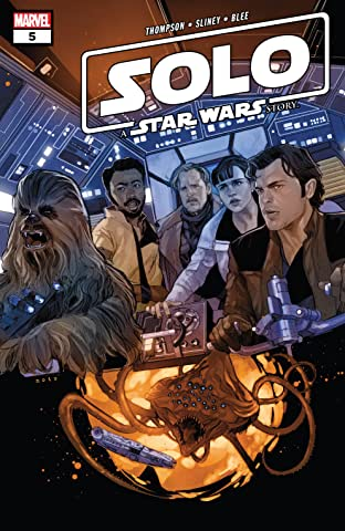 Solo: A Star Wars Story Adaptation (2018-2019) #5 (of 7)