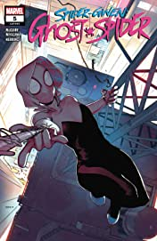 Spider-Gwen: Ghost-Spider (2018-) No.5