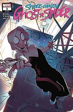 Spider-Gwen: Ghost-Spider (2018-2019) #5