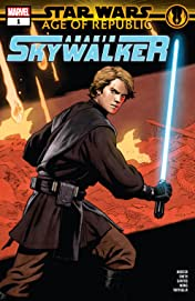 Star Wars: Age Of Republic - Anakin Skywalker (2019) #1