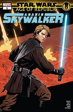 Star Wars: Age Of Republic - Anakin Skywalker (2019) No.1