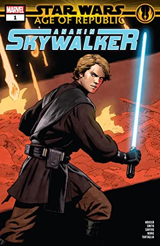 Star Wars: Age Of The Republic - Anakin Skywalker (2019) #1