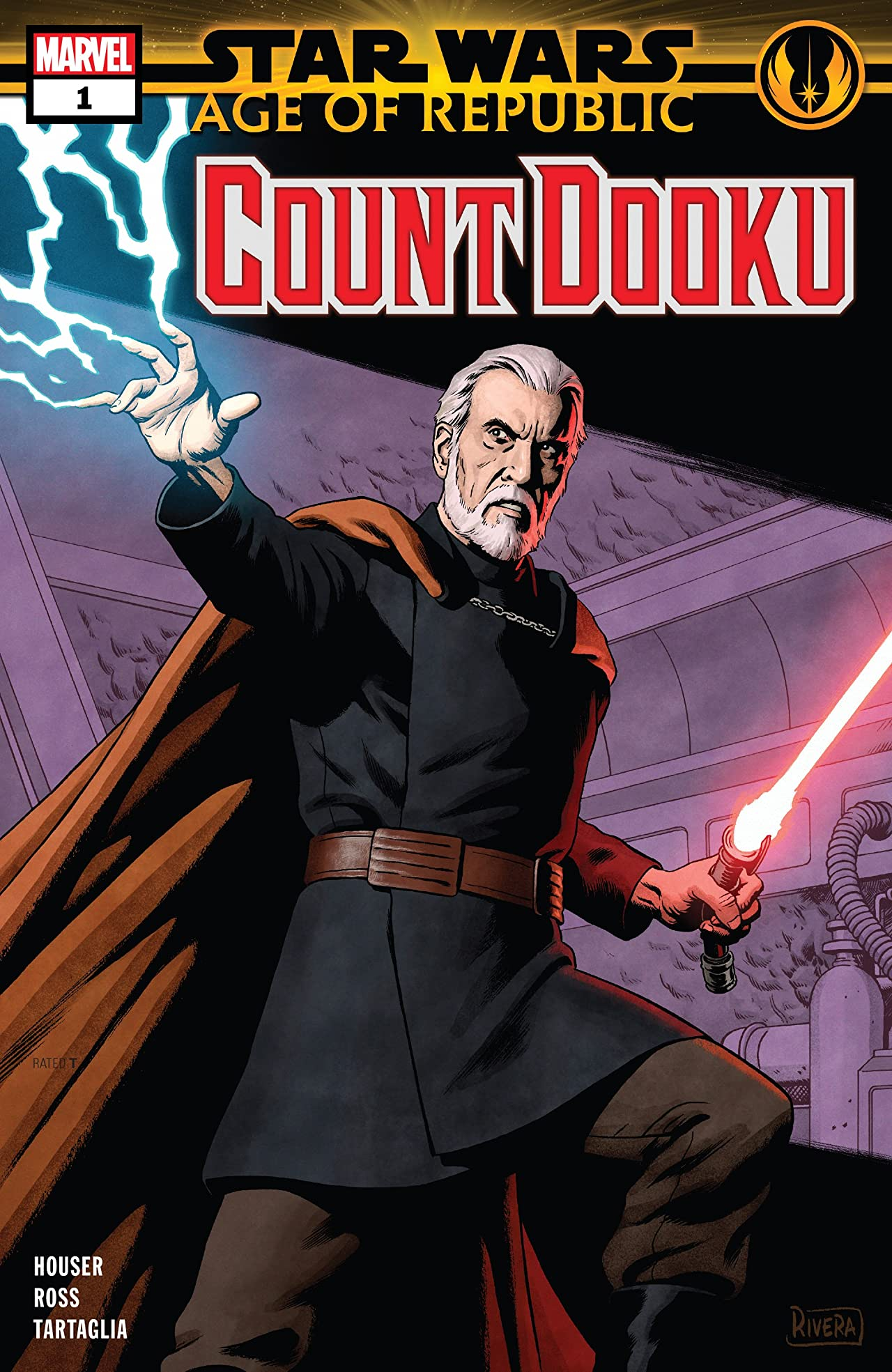 Star Wars: Age Of The Republic - Count Dooku (2019) No.1