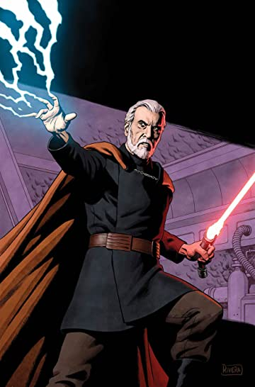 Star Wars: Age Of The Republic - Count Dooku (2019) #1