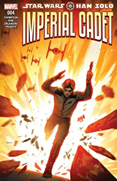 Star Wars: Han Solo - Imperial Cadet (2018-2019) #4 (of 5)