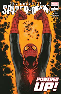 Superior Spider-Man (2018-) #3