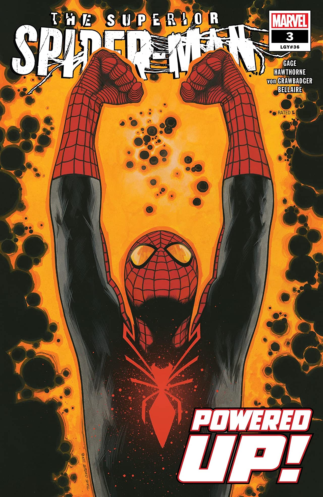 Superior Spider-Man (2018-) No.3
