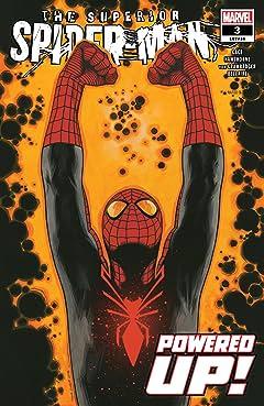 Superior Spider-Man (2018-) #3
