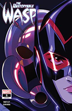 The Unstoppable Wasp (2018-) #5