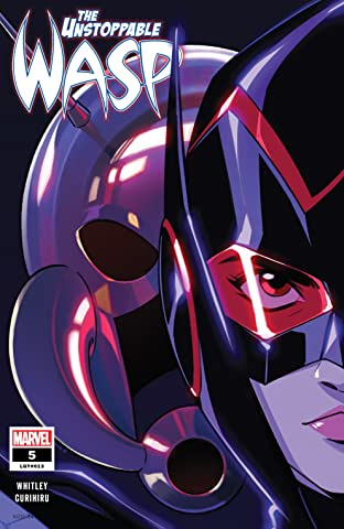The Unstoppable Wasp (2018-2019) #5