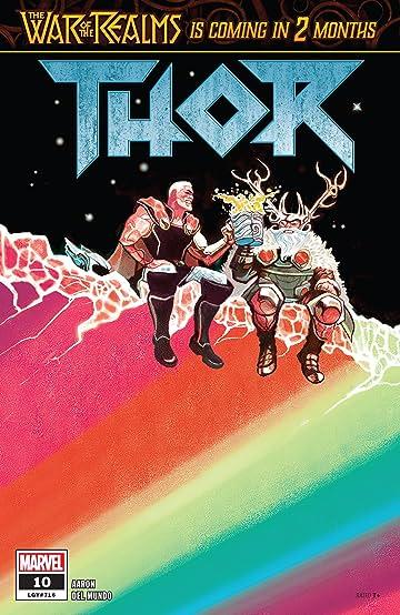Thor (2018-2019) No.10