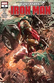 Tony Stark: Iron Man (2018-) #9