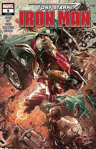 Tony Stark: Iron Man (2018-) #9