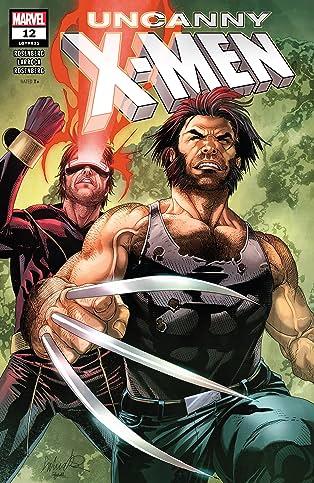 Uncanny X-Men (2018-2019) #12