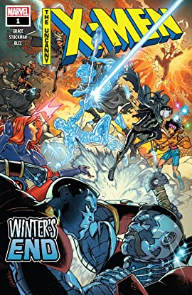 Uncanny X-Men: Winter's End (2019) #1