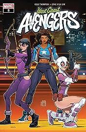 West Coast Avengers (2018-2019) #8