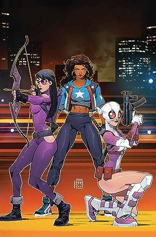West Coast Avengers (2018-) #8