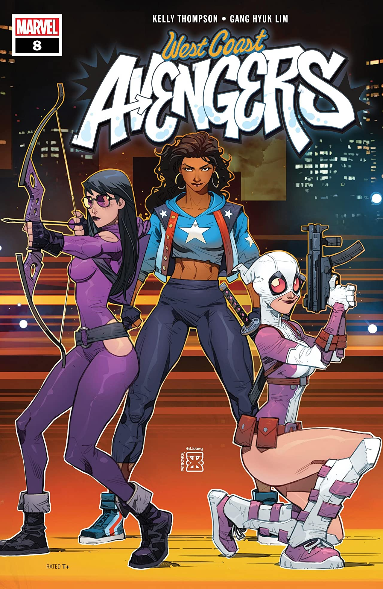 West Coast Avengers (2018-) No.8