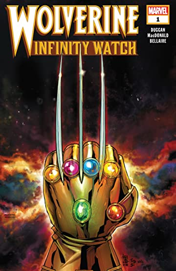 Wolverine: Infinity Watch (2019) #1 (of 5)