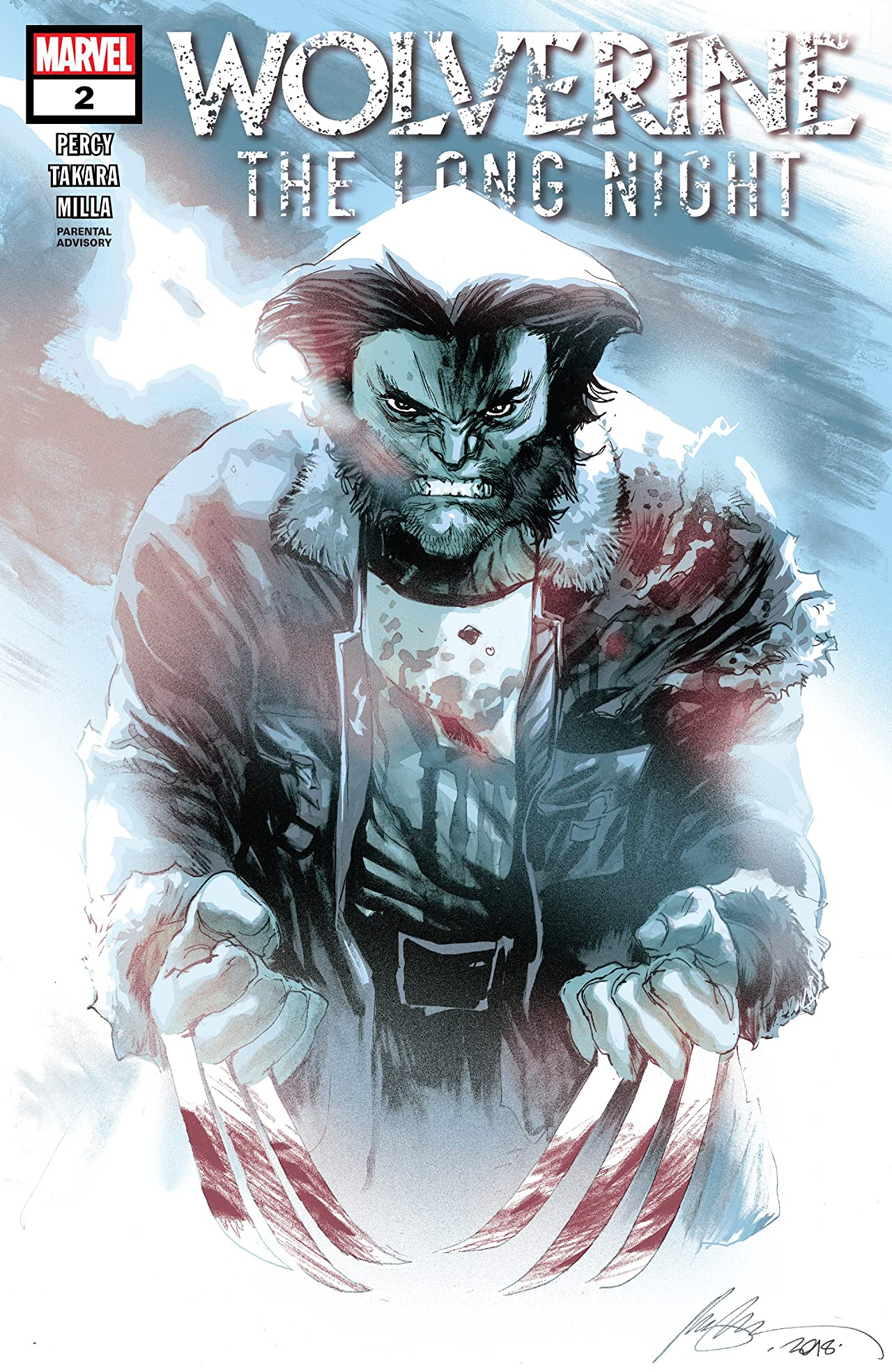 Wolverine: The Long Night Adaptation (2019) #2 (of 5)
