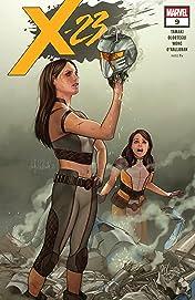 X-23 (2018-) #9