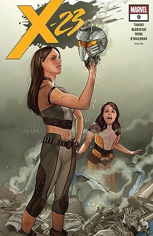 X-23 (2018-) No.9