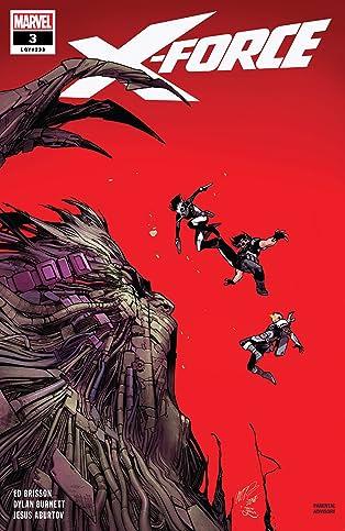 X-Force (2018-2019) #3