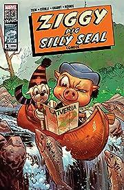 Ziggy Pig - Silly Seal Comics (2019) #1