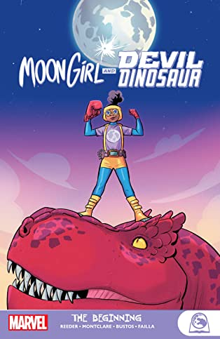 Moon Girl and Devil Dinosaur: The Beginning
