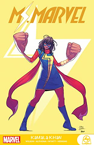 Ms. Marvel: Kamala Khan