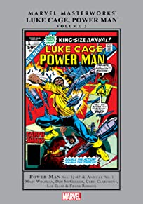 Luke Cage, Power Man Masterworks Vol. 3