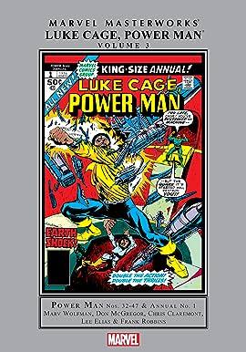 Luke Cage, Power Man Masterworks Vol. 3