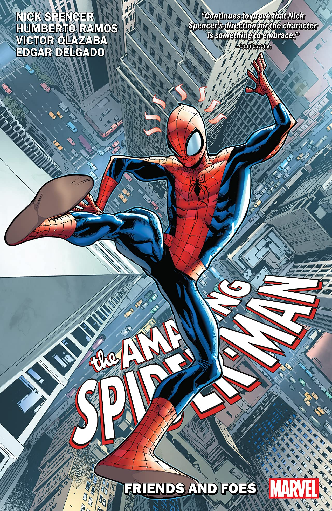 Amazing Spider-Man by Nick Spencer Tome 2: Friends And Foes