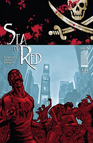 Sea of Red #10