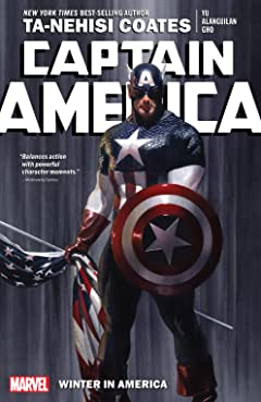Captain America Tome 1: Winter In America
