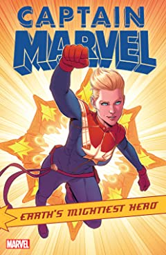 Captain Marvel: Earth's Mightiest Hero Vol. 5