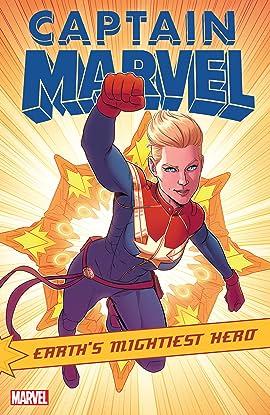 Captain Marvel: Earth's Mightiest Hero Tome 5