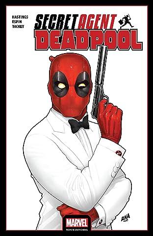 Deadpool: Secret Agent Deadpool