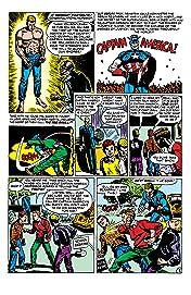 Decades: Marvel In The '50s - Captain America Strikes!