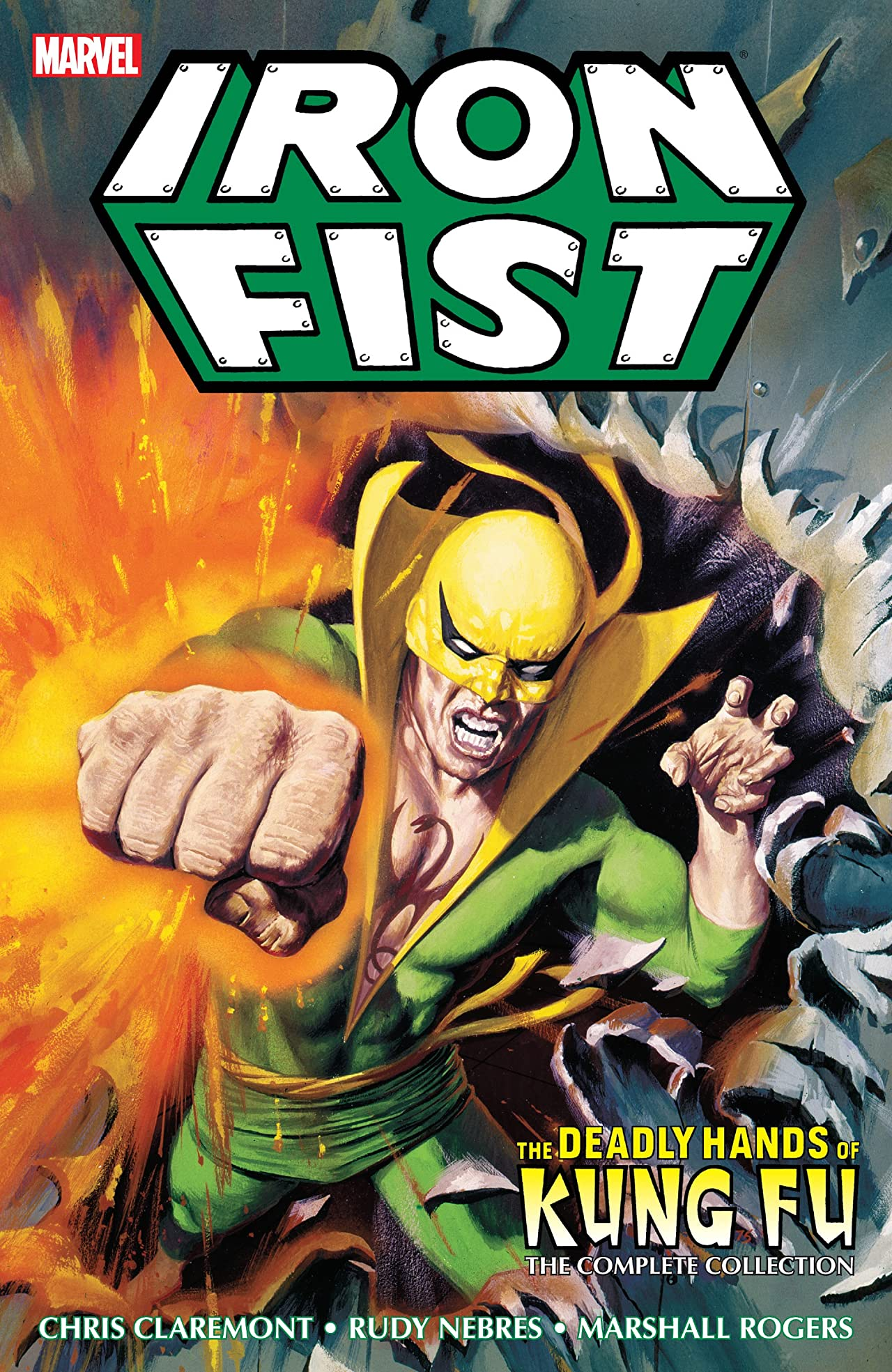 Iron Fist: Deadly Hands Of Kung Fu - The Complete Collection