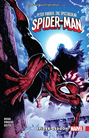 Peter Parker: The Spectacular Spider-Man Tome 5