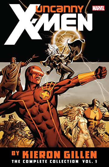Uncanny X-Men by Kieron Gillen: The Complete Collection Tome 1