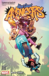West Coast Avengers Vol. 1: Best Coast