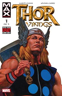 Thor: Vikings (2003-2004) #1 (of 5)
