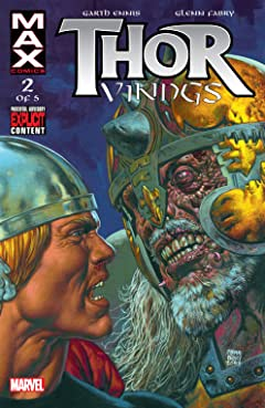 Thor: Vikings (2003-2004) #2 (of 5)