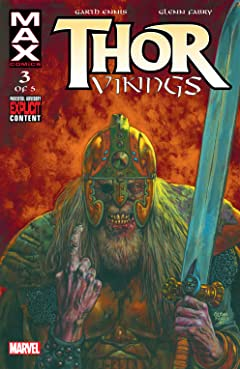 Thor: Vikings (2003-2004) #3 (of 5)
