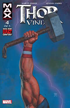 Thor: Vikings (2003-2004) #4 (of 5)