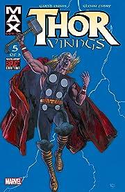 Thor: Vikings (2003-2004) #5 (of 5)