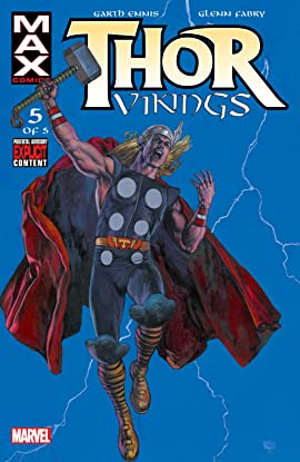 Thor: Vikings (2003-2004) #5 (of 5)