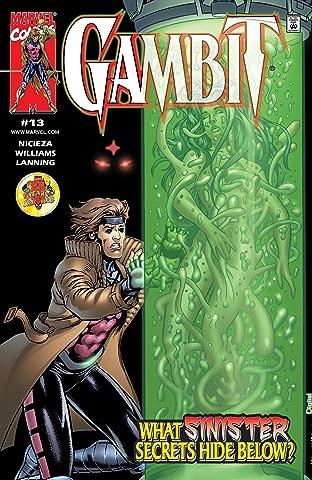 Gambit (1999-2001) #13